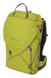 "Klättermusens award winning rucksack ""Gna"" made from recycled nylon"